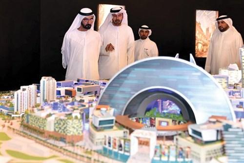 Dubai sẽ lắp điều hòa cho toàn thành phố