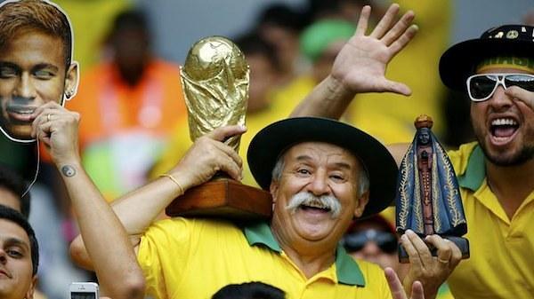 Người đàn ông buồn nhất Worldcup 2014