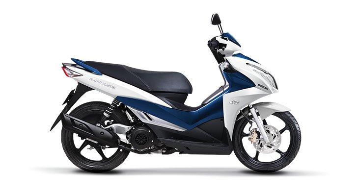 Video giới thiệu Suzuki Impulse 125 EFI