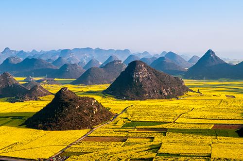 10 địa điểm rực rỡ nhất trên thế giới