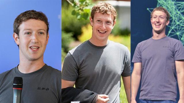 Tại sao Mark Zuckerberg luôn mặc áo màu xám?