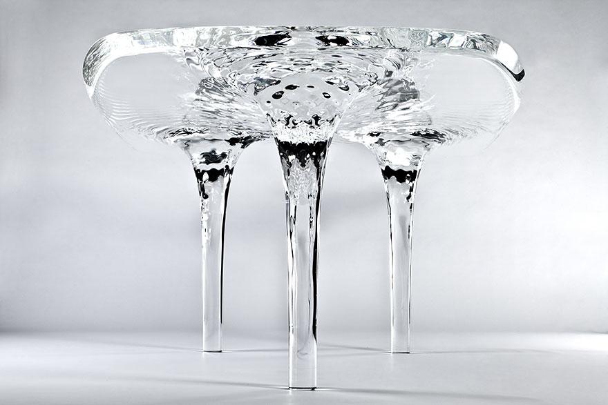 Những chiếc bàn mang lại niềm cảm hứng bất tận