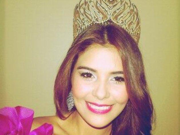 Cái chết của hoa hậu Honduras