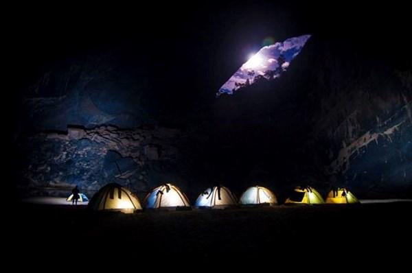 6 đêm tại Sơn Đoòng - Di sản độc nhất hành tinh