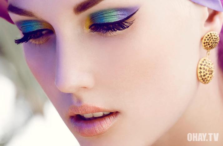 20 cách trang điểm mắt cực đẹp bạn gái cần biết (Phần 2)