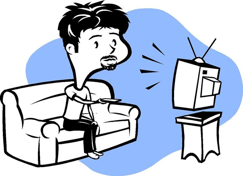 Đừng chỉ đơn thuần xem tivi