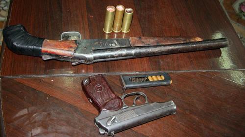 Tìm hiểu về súng Hoa Cải - súng Săm lét