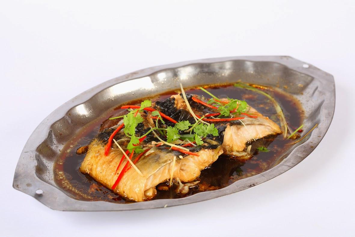 6 món ăn ngon làm từ cá hô