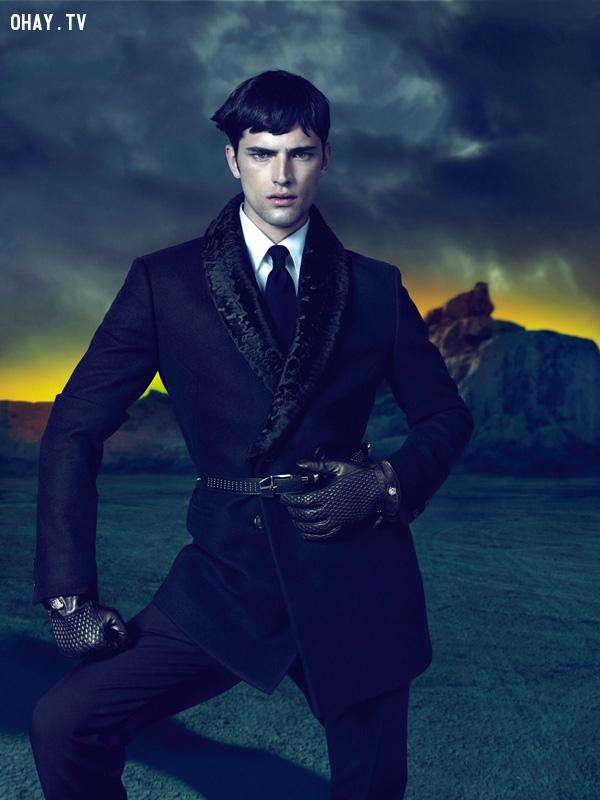 ảnh đẹp trai,người mẫu,Sean O'Pry