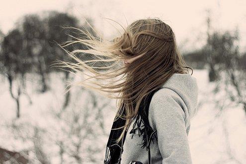 ảnh mùa đông, nỗi buồn, cô đơn