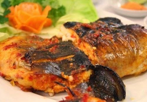 ảnh cá hô,chế biến cá hô,ẩm thực