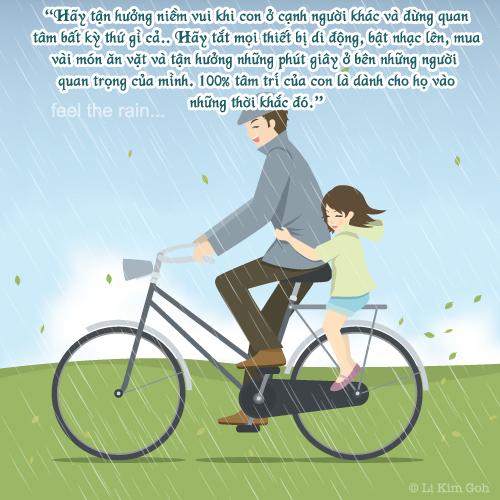 ảnh cha,con gái,5 điều muốn nói,cha con