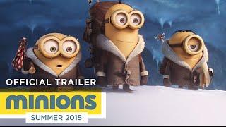 Trailer chính thức của Minions 2015