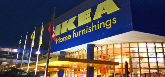 Một trong những cửa hàng IKEA