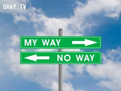 ảnh không đúng đường,đi sai hướng,mất mục tiêu