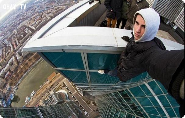selfie mao hiem