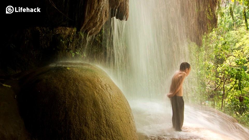 Những lợi ích tuyệt vời từ việc tắm nước lạnh