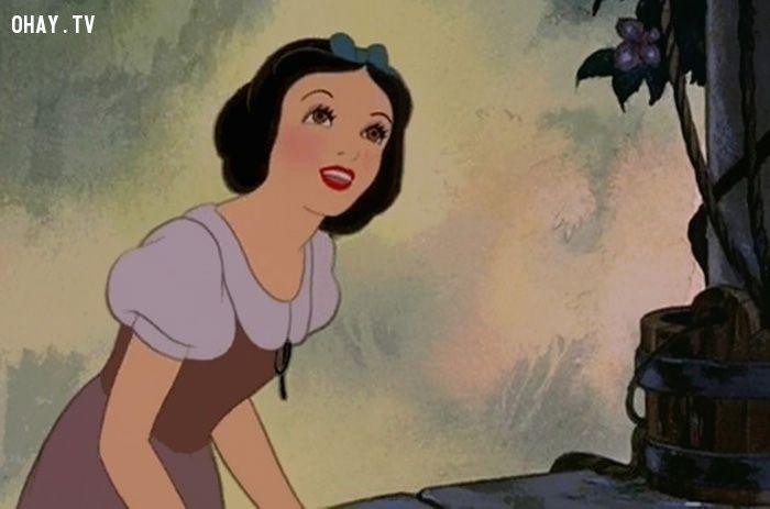ảnh công chúa Disney,mái tóc,tóc đẹp