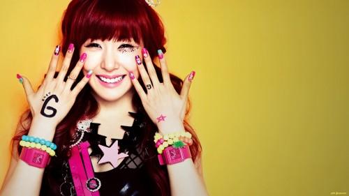 10 thần tượng âm nhạc Hàn Quốc nữ nổi bật nhất 2014