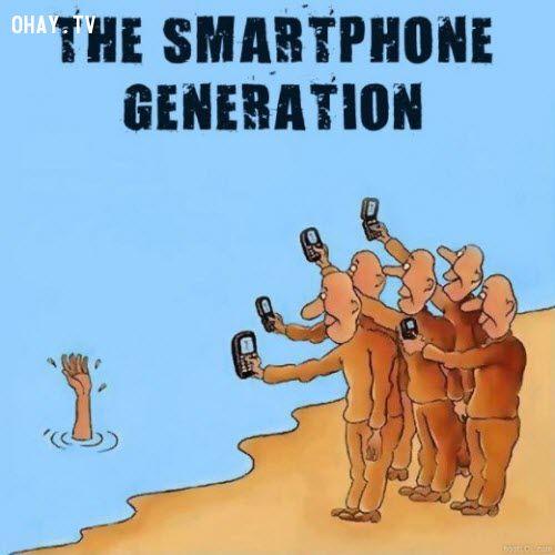 ảnh smartphone,suy ngẫm