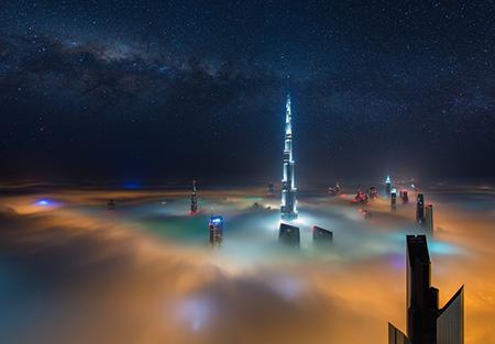 Lý do vì sao Dubai là một trong những Thành phố đẹp nhất trên Thế Giới
