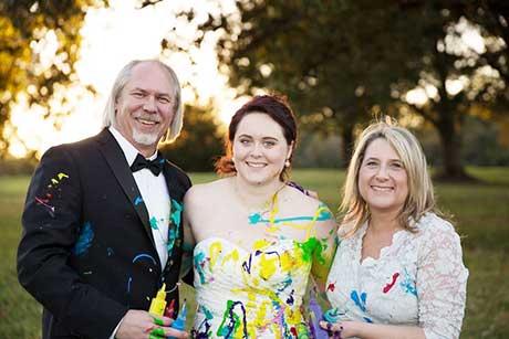 Bị chia tay chỉ một tuần trước lễ cưới, cô dâu đã dẫn đến quyết định táo bạo này
