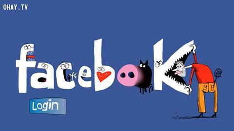 Những hiểm họa khôn lường từ Facebook