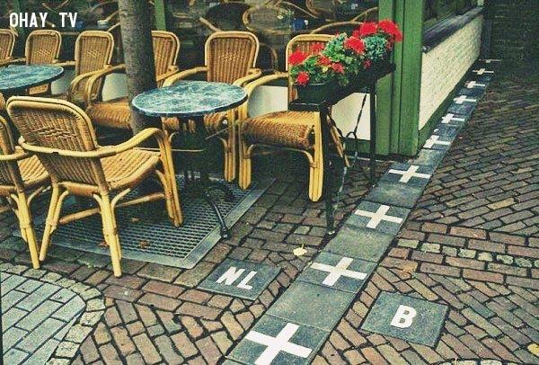 ảnh đường biên giới,hòa bình