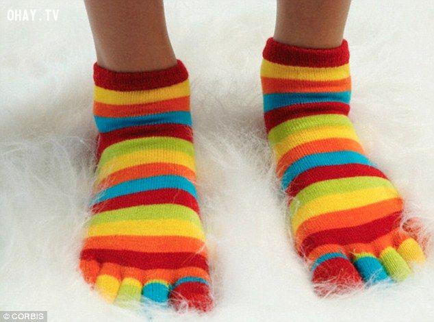 chân ấm áp