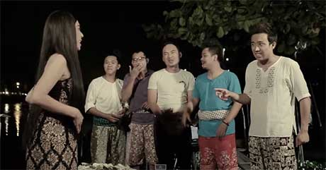 Tình Người Duyên Ma - Phiên Bản Việt