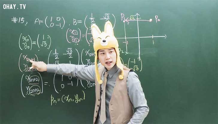ảnh giáo viên,Hàn Quốc,giáo dục,triệu phú,giáo viên triệu phú