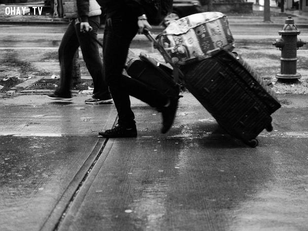 kéo vali