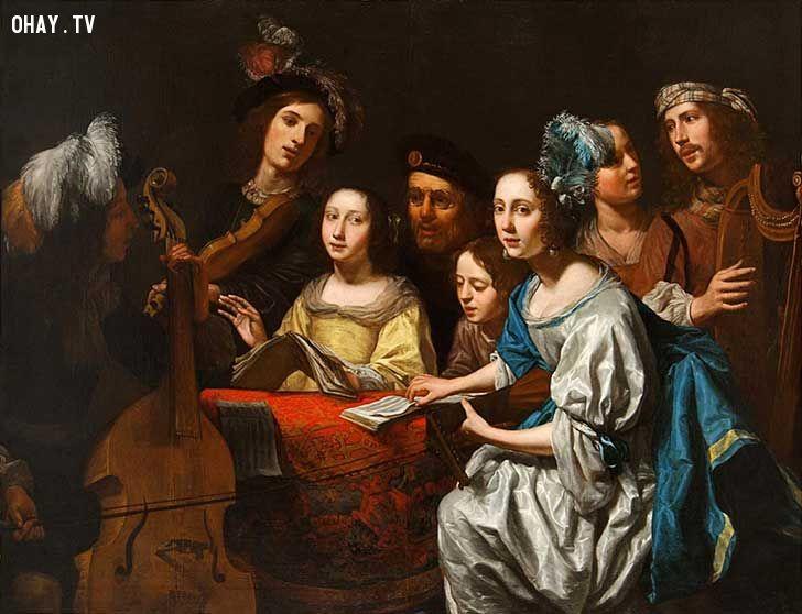 Nhạc baroque, nhạc nghe để làm việc và học tập