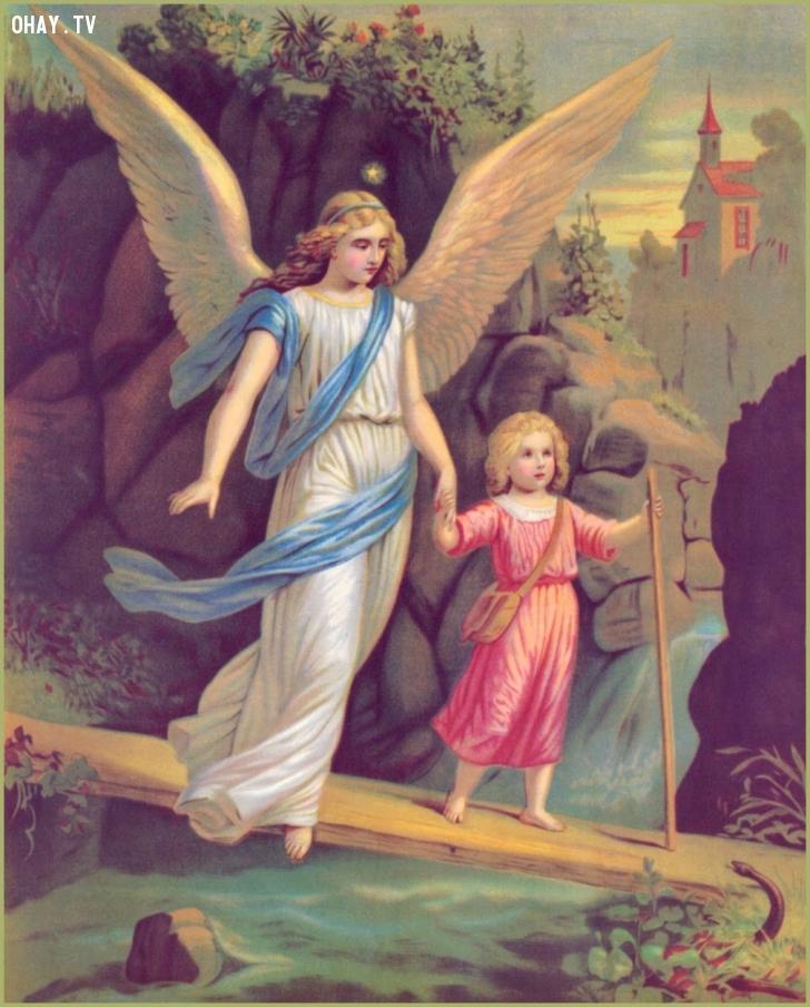 Những thiên sứ dẫn đường