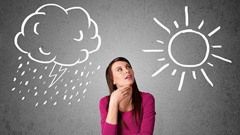 Suy nghĩ tích cực hay tiêu cực tốt?
