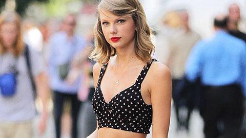 """Taylor Swift bình thản dù bị dọa tung ảnh """"nóng"""""""