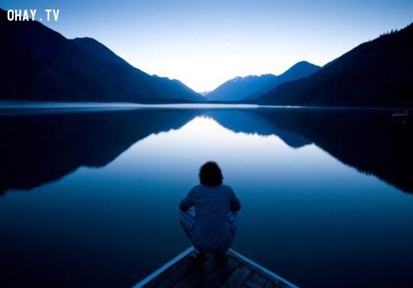 sự yên bình
