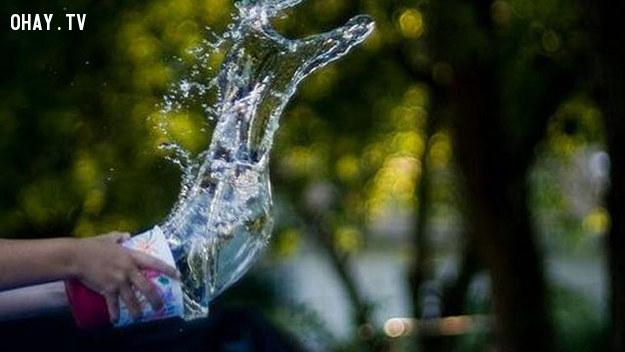 té nước
