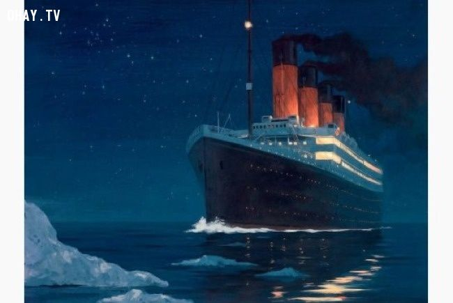 ảnh sự thật,tàu titanic,titanic