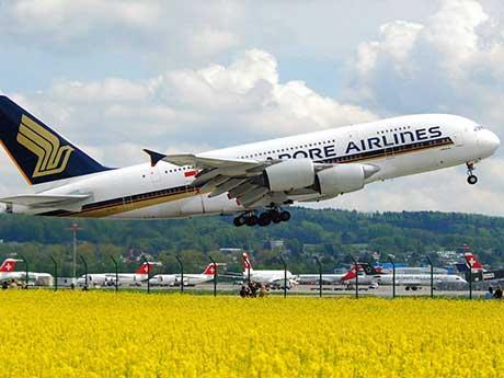 10 hãng hàng không an toàn nhất thế giới
