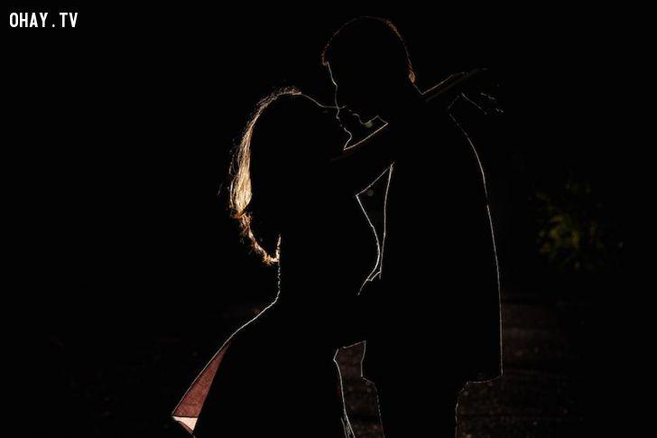 ảnh nụ hôn,thú vị,tình yêu
