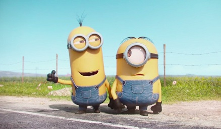 Minions 2015 - Official Trailer 2