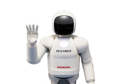 Robot Asimo - niềm tự hào của nền công nghệ Nhật Bản