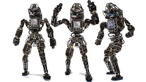 Điểm danh 10 robot tân tiến nhất hiện nay