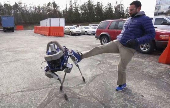 Giới thiệu chó robot Spot