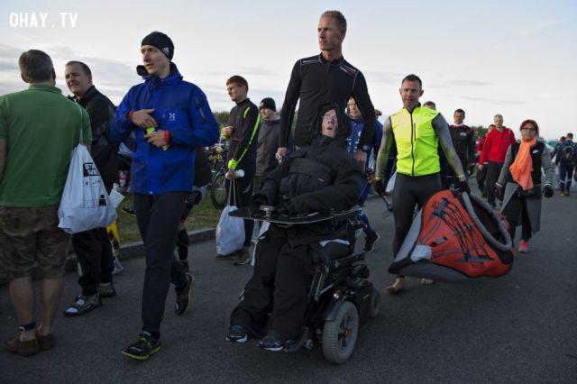 ảnh khuyết tật,Ironman,nghị lực,nghị lực sống