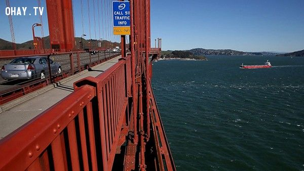 Cầu Cổng Vàng (San Francisco): Golden Gate là cây cầu