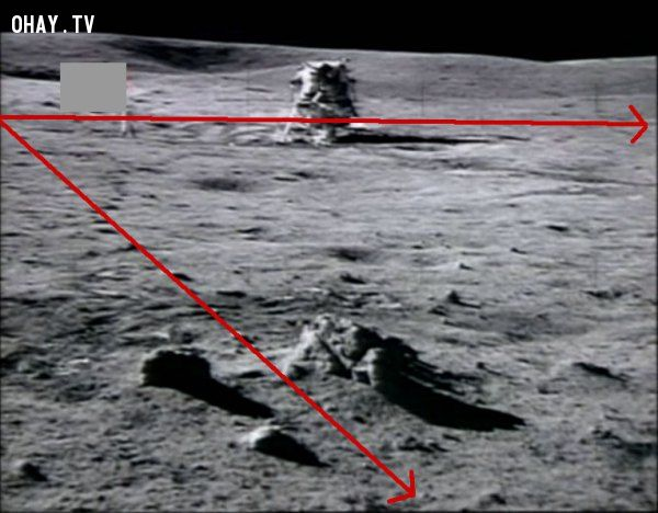ảnh hoa kỳ,đưa người lên mặt trăng,lừa bịp,sự thật