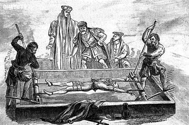 ảnh tra tấn,nhục hình,tra tấn tàn bạo,các hình thức tra tấn trong lịch sử,có thể bạn chưa biết