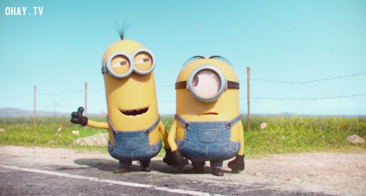 Minions - Official Trailer 2